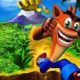 """O jogo """"Crash Bandicoot"""" parecia não enjoar nunca!"""
