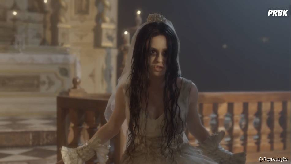 """Marina Ruy Barbosa é uma noiva cadáver em """"Amorteamo""""!"""