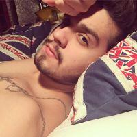 Luan Santana posta foto sem camisa no Instagram e fãs enlouquecem na rede social!