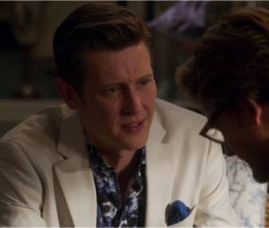 "Em ""Revenge"", Nolan (Gabriel Mann) só teve decepções amorosas"