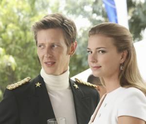 """Nolan (Gabriel Mann) era o fiel escudeiro da protagonista Emily (Emily VanCamp) de """"Revenge"""""""