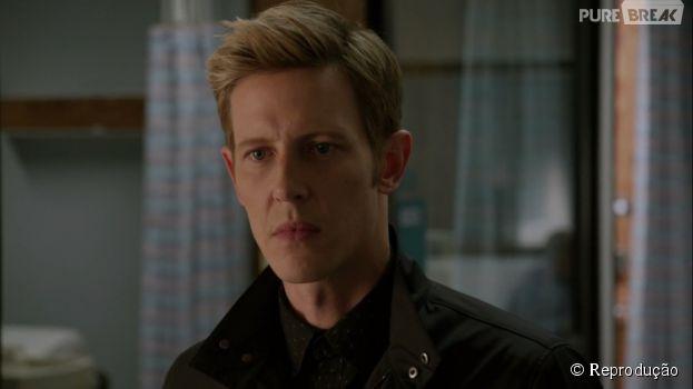 """Nolan (Gabriel Mann) era um dos personagens mais queridos de """"Revenge"""" e pode ganhar sua própria série!"""