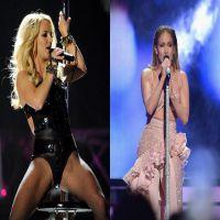 Duelo: Britney Spears ou Jennifer Lopez? Quem vai fazer mais sucesso com shows fixos em Las Vegas?