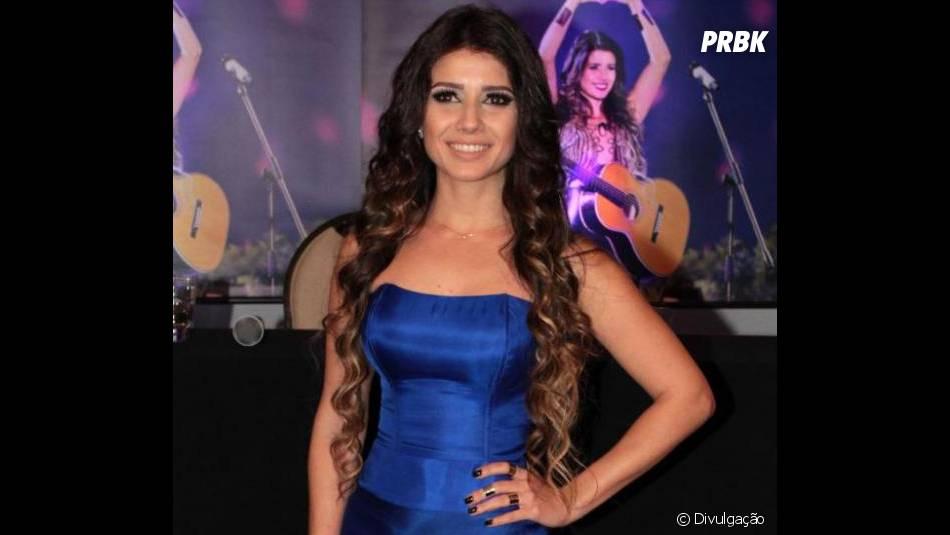 Paula Fernandes, cantora de música sertaneja, fez muito sucesso com seu no DVD e garantiu o 2° lugar nas buscas
