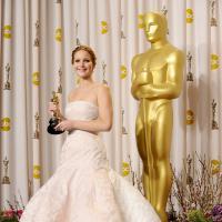 Jennifer Lawrence é a mais bem vestida de 2013! Confira os looks da atriz