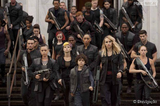 """""""Convergente - Parte 1"""", sequência de """"Insurgente"""", já começou a ser rodado em Atlanta"""