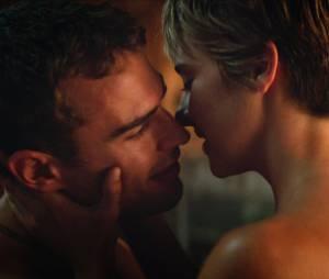 """A franquia """"Divergente"""" conta com Shailene Woodley e Theo James como os protagonistas"""