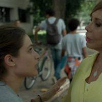"""Novela """"Babilônia"""": Laís (Luisa Arraes) conta para avó que Guto (Bruno Gissoni) tentou sexo a força"""