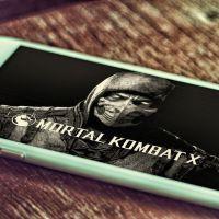 """Jogo """"Mortal Kombat X"""" para iOS é o game mais baixado em iPhones e iPads no mês de abril"""