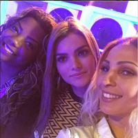"Valesca, Ludmilla e Kelly Key falam sobre o poder feminino no programa ""Estrelas"", da Globo!"