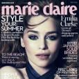 """Emilia Clarke (""""Game of Thrones"""") comenta """"Cinquenta Tons de Cinza"""" na edição de julho da revista Marie Claire"""