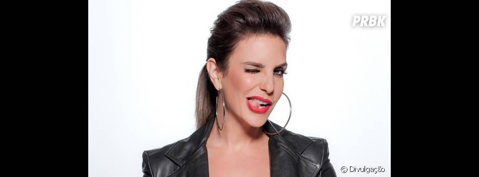 """A cantora Ivete Sangalo vai promover """"Tempo de Alegria"""" em seu DVD"""