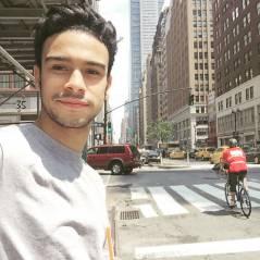 Sem Sophia Abrahão, Sérgio Malheiros continua em Nova York para estudar atuação
