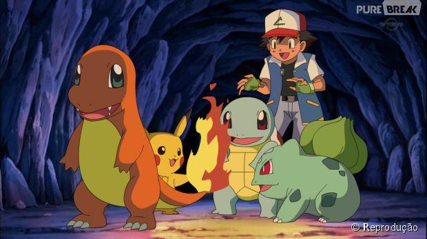 """Netflix deve adicionar primeira temporada do desenho """"Pokémon"""" ao seu catálogo de animes em breve!"""