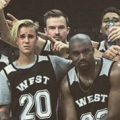 Justin Bieber e Kim Kardashian comemoram aniversário de Kanye West com muita farra e basquete