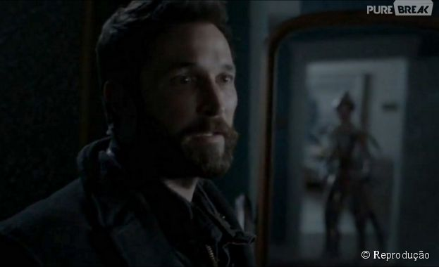 """Tom Mason (Noah Wyle) conheceu outra espécie de aliens em """"Falling Skies"""""""