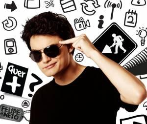 """Felipe Neto do canal """"Não Faz Sentido"""" conta como usa os apps de namoro"""