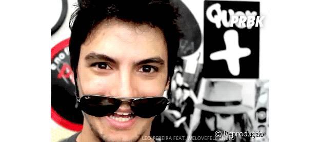 O vlogger Felipe Neto é o novo solteiro do pedaço