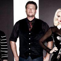 """No """"The Voice US"""": com Gwen Stefani e Adam Levine, técnicos posam para 1ª foto da 9ª temporada!"""