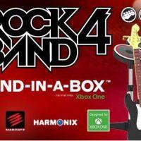 """Novo """"Rock Band 4"""" chega antes do Natal! Lançamento está marcado para primavera americana"""