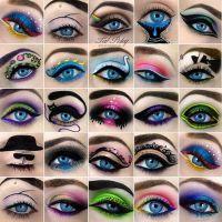 Confira 20 tipos maquiagens super originais pra chamar a atenção de todo mundo