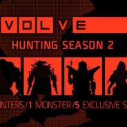 """Em """"Evolve"""": novos personagens hunters e monstros chegam através de Season Pass"""