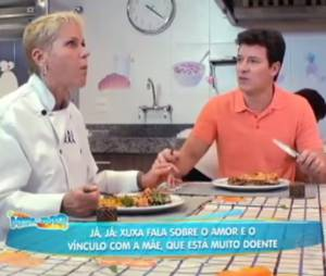 """Xuxa no """"Hora do Faro"""", da Record"""