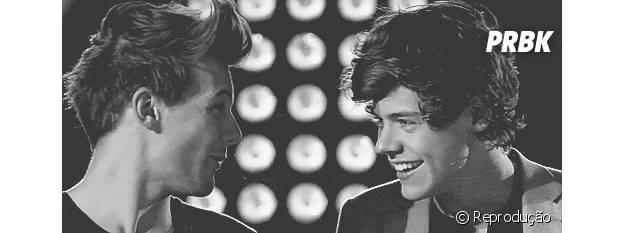 Larry é o nome que os shippers criaram para torcer pelo amor de Louis Tomlinson e Harry Styles, do One Direction