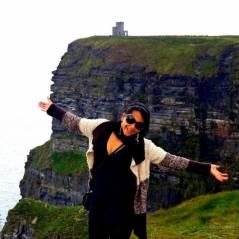 Intercâmbio: Gislaine Fortes estudou em Dublin, na Irlanda, e trouxe projeto voluntário pra cá