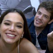 """Maurício Destri e Bruna Marquezine fogem de pergunta sobre namoro: """"Está tudo certo"""""""