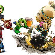 """Game """"The Legend of Zelda: Tri Force Heroes"""" ganha 15 minutos de gameplay. Venha conferir!"""