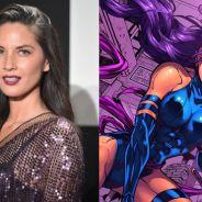 """De """"X-Men: Apocalipse"""": Olivia Munn, a Psylocke, mostra suas habilidades com a espada da personagem"""