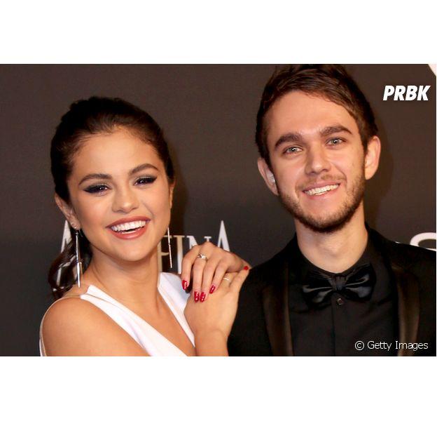 Selena Gomez and Zedd dating