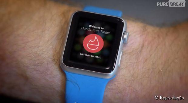 Aplicativo de paquera Tinder usa o Apple Watch para descobrir quem faz seu coração bater mais rápido