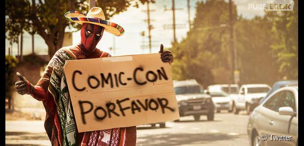 "Ryan Reynolds, de ""Deadpool"", está confirmado na Comic-Con 2015"