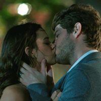 """Novela """"I Love Paraisópolis"""": Ben se declara para Mari (Bruna Marquezine) e os dois se beijam!"""