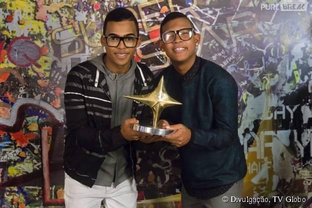 """Lucas e Orelha são os grandes vencedores do """"SuperStar""""!"""