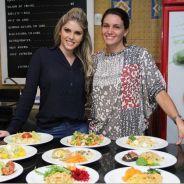 Bárbara Evans cria aplicativo fitness e dá dicas para alimentação saudável!