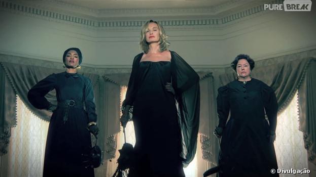"""""""American Horror Story: Coven"""" é a temporada mais bombástica de todas!"""