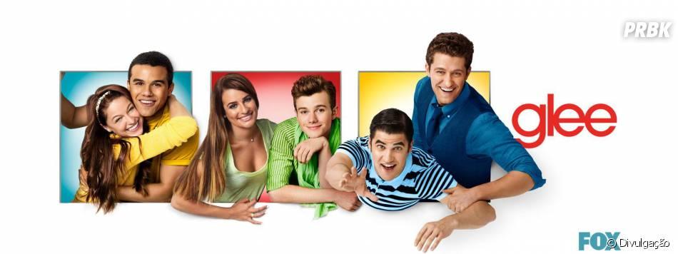 """""""Glee"""" iniciou sua quita temporada fazendo lindas homenagens aos Beatles e à Cory Monteith!"""