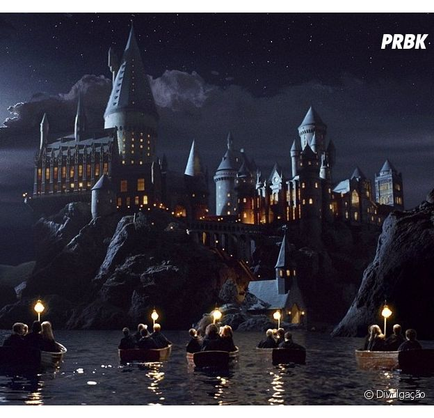 "Castelo de  Hogwarts, ""Harry Potter"""