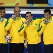 Jogos Pan-Americanos 2015: conheça os medalhistas da seleção brasileira de natação masculina