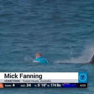Mick Fanning e os melhores memes do ataque do tubarão sofrido pelo surfista no Mundial de Surf!
