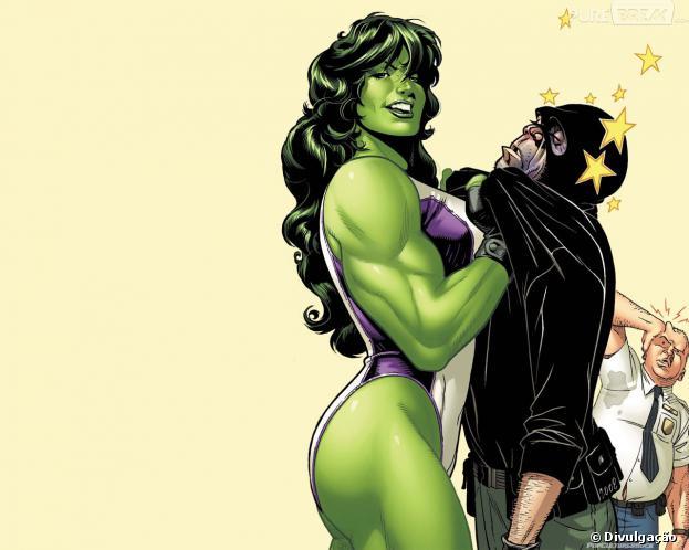 Mulher-Hulk terá história repaginada para o projeto All New Marvel Now