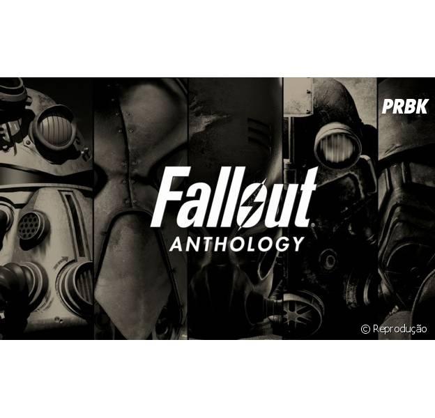 """""""Fallout Antology"""" reúne os principais cinco jogos da franquia"""