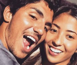 Gabriel Medina se diz mais maduro para relacionamento agora que está com Tayná Hanada