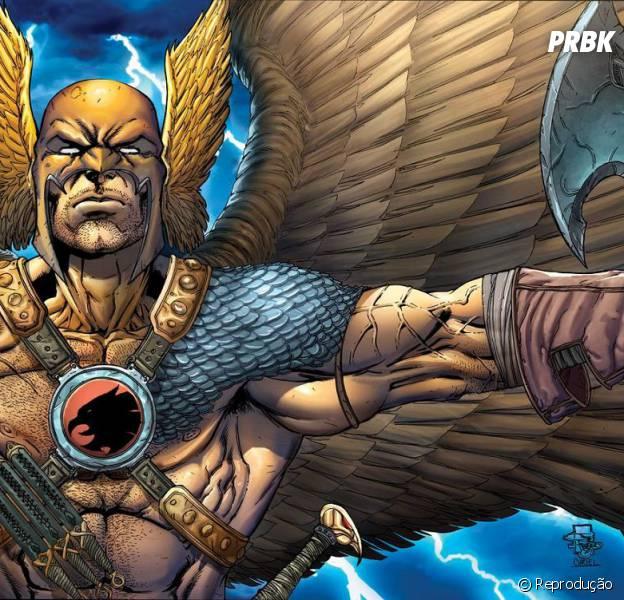 """Gavião Negro aparece em """"Arrow"""" e """"The Flash"""" antes de """"Legends of Tomorrow"""""""