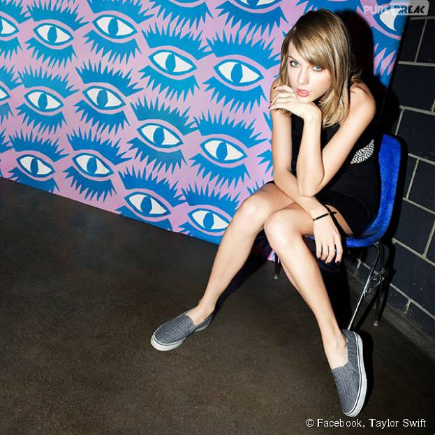 "Taylor Swift comemora sucesso do clipe ""Bad Blood"" divulgando diariamente vídeos dos bastidores"