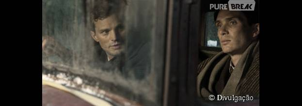 """Jamie Dornan, de """"Cinquenta Tons de Cinza"""", aparece na pele de novo personagem"""