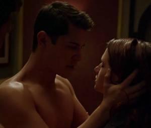 "Shane (Michael J. Willett) e Karma (Katie Stevens) vão fazer sexo em ""Faking It""?"